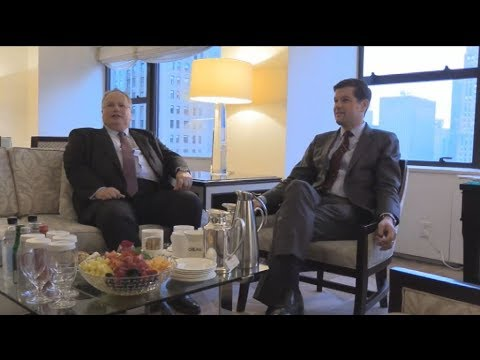 Video - Τι συζήτησαν Νίκος Κοτζιάς και Γουές Μίτσελ - Η συνεργασία στην ανατολική Μεσόγειο