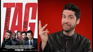 Tag - Movie Review by Jeremy Jahns