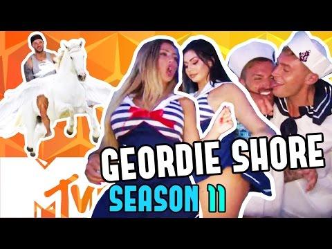 GEORDIE SHORE SEASON 11 | THE GEORDIE GODS ARE COMING!! | MTV