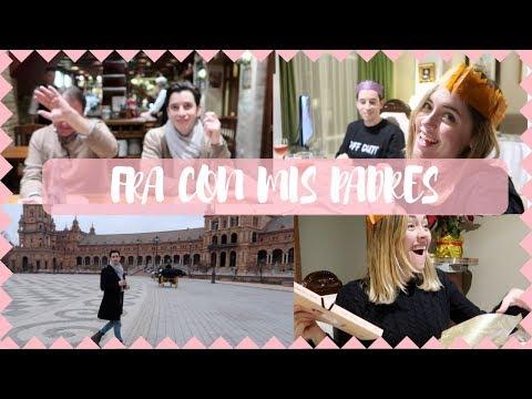 ¿Le gusta Sevilla a Fra? + La relación de Fra con mis padres// ToksVlogs