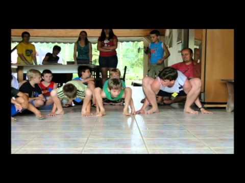 Vídeo Retiro de Crianças 2013 (1 Semana)