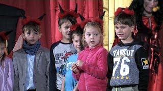 Mikulášování aneb předvánoční show pro děti