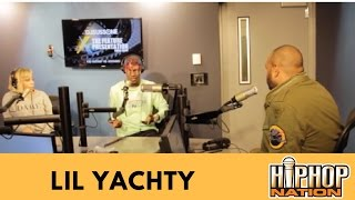 On Hip Hop Nation inside The Feature Presentation DJ Suss One and Alyi V sit with Lil Yachty talks dropping out of college, being on tour and shares  that he didn't listen to 2 Pac and Biggie.    CLICK HERE TO SUBSCRIBE: https://goo.gl/ZyWPTUFOLLOW HIP HOP NATION INSTAGRAM : https://www.instagram.com/hiphopnation/ TWITTER:  https://goo.gl/NMJW4NFACEBOOK:  https://www.facebook.com/hiphopnation/Follow Us: @HipHopNation@DJSussOne#HipHopNation#FeaturePresentationSXMCheck out DJ Suss One with The Feature Presentation on every Thursday 10pm Eastern and Saturday and Sunday as he jumps off the show with a mix at 4pm ET followed by The Music Meeting Top 20 Countdown at 6pm, letting YOU be the voice for the latest Hip Hop songs each week.