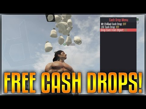 FREE GTA 5 ONLINE (CASH aka MONEY DROP LOBBIES) Xbox 360, PS3, Xbox One, PS4, & PC *LIVESTREAM*