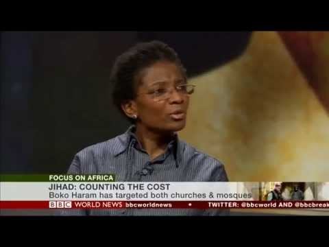 BBC World News: Focus on Africa-Dr. Olonisakin, 12 Dec 2014