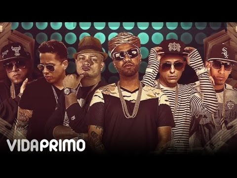 Letra La Super Chapiadora (Remix 2) - Jowell y Randy Ft De La Ghetto y más
