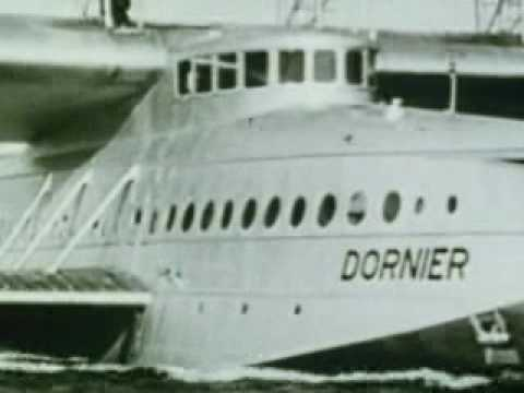 The Largest Flying Boat In The World
