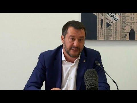 Ιταλία: Έντεκα ακροδεξιά κόμματα σε συγκέντρωση του Σαλβίνι…