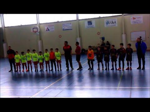 7ème tournoi futsal de BALE (U11) - 04/03/2018