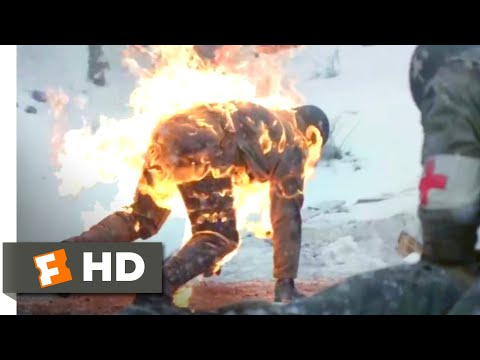 Company of Heroes (2013) - Explosive Ambush Scene (2/10) | Movieclips