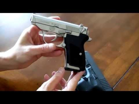 Sphinx AT 380-M Pistol Review / Takedown