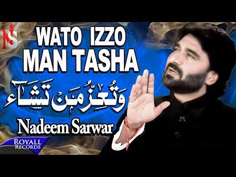 Nadeem Sarwar – Wato Izzo Mantasha