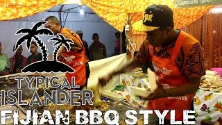 A short video of how Fijians cook and serve BBQ. Taken during Hibiscus 2016. Hope you enjoyed watching it.