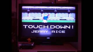 Tecmo Super Bowl [Point Difference/ Pro Bowl/ Roster Changes Allowed] (NES/Famicom Emulated) by DuggerVideoGames