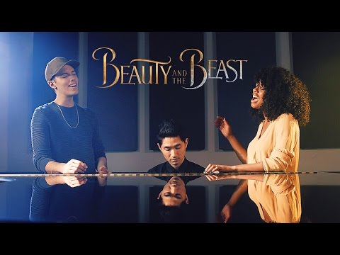 Beauty and the Beast - Leroy Sanchez & Lorea Turner  (Music Video) (видео)