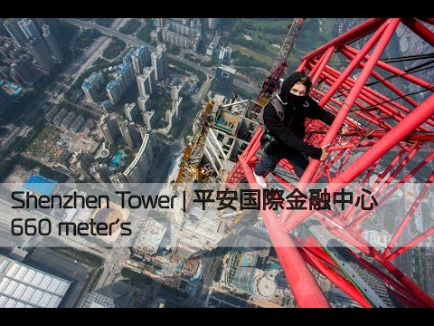 Two Daredevils Climb the World s SecondTallest