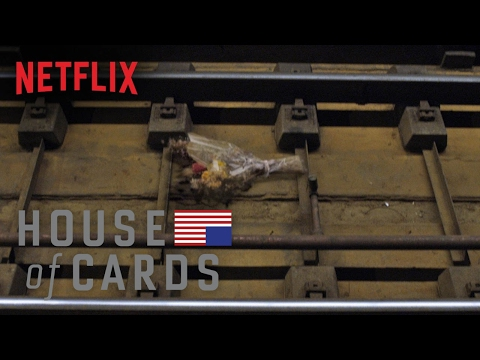 House of Cards Season 4 Teaser 'Tracks'