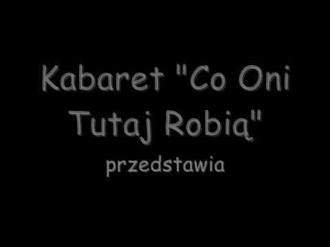 Kabaret Co Oni Tutaj Robią - Sąsiadki