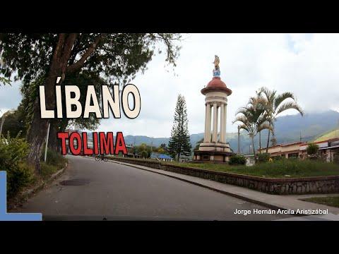 Llegando a  LIBANO Tolima