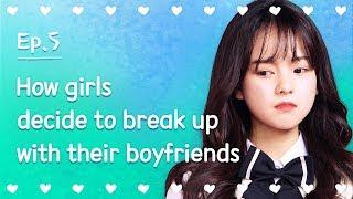Video How girls decide to break up with their boyfriends | Seventeen | EP.05 MP3, 3GP, MP4, WEBM, AVI, FLV Maret 2018