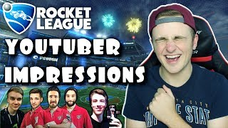 "You guys love my ""Top 20""/list style videos so I thought I'd be very brave and try something I've not seen before: 20 different rocket league YouTuber impressions! Leave a like if you enjoyed this video and let me know your favourite impression in the comments!GAMERLINK: Find other Rocket League players with the 100% FREE app and use this link to unlock the AWESOME #PixelArmy BADGE! - https://bnc.lt/gamerlink-pickapixelBuy Rocket League items at - https://www.lolga.com/rocket-league/Use code 'PIXEL' for a discountGet your own #PixelArmy MERCH here: https://pixel-army.com/index.php?Click here to subscribe to join the #PixelArmy! https://goo.gl/SJWSQ9Donate here to support the channel: https://paypal.me/pickapixelhttps://youtube.streamlabs.com/pickapixelMy Second Channel: https://www.youtube.com/channel/UCC1zQeB_oG4ZyHGsJ1CaWXwContact me: Twitter - @pickapixelyt [https://twitter.com/pickapixelyt]Ps4 name: ArtificialMDBSteam: http://steamcommunity.com/id/ArtificialDB/Facebook - https://www.facebook.com/pickapixelYTInstagram: https://www.instagram.com/pickapixelytEmail: pickapixelYT@gmail.comThe YouTubers I impersonated:TheCampingRusher:https://www.youtube.com/user/TheCampingRusherTheLlamaSir:https://www.youtube.com/user/TheLlamaSirKazalex:https://www.youtube.com/channel/UCaF-3nIudS1jw7_yDo_En8AZachPlayz:https://www.youtube.com/channel/UCn0LKeQtBmtQanUp1ELG9SAQuemzi:https://www.youtube.com/user/DemiWolfOGNeatMike:https://www.youtube.com/channel/UC6emPPqCDRjspc36ukZ7FdAJHZER:https://www.youtube.com/user/jhzerNexiph: https://www.youtube.com/channel/UCyD6_a4Yywvair5iUBMrxHQNamel:https://www.youtube.com/channel/UCL11siSgNXDxhYYNRh8CEewLMG HD:https://www.youtube.com/user/MrLiverbird2010MagicalGamer:https://www.youtube.com/channel/UCKm_BQkx0WD9iO-I3Kw66KQFruity:https://www.youtube.com/channel/UC8-cb1z23n8Bw24c7raOWhgCallMeJoeJoe:https://www.youtube.com/channel/UCRTq3exgeLXyxDI1s9UgUywEazyMizy:https://www.youtube.com/channel/UCkuQu4EZ6JtJZx09NHo4NgAJAKRS:https://www.youtube.com/user/ArtsOfJakersLinkuru:https://www.youtube.com/channel/UCdT4cnyWOh6sDXivyqLURHQJbowitz: lol no.Woofless:https://www.youtube.com/user/TheWooflessJon Sandman: https://www.youtube.com/user/JonsandmanTvHoveringBanana: https://www.youtube.com/channel/UChPemhX8CJXW4iv3NW5gmJw"