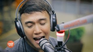 "Video Arnel Pineda sings ""Pain In My Heart"" LIVE on Wish 107.5 Bus MP3, 3GP, MP4, WEBM, AVI, FLV Januari 2018"