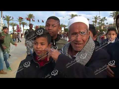 في الذكرى السابعة لثورة فبراير، ماذا تقول للمواطن.. وما الذي توجهه للمسؤول الليبي ؟