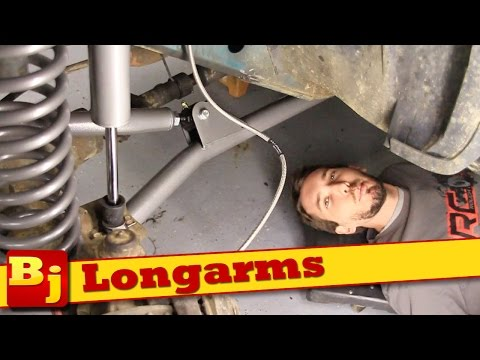 Longarms Install – Rough Country