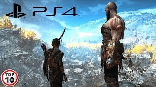 Top 10 Best Playstation 4 Games of 2018