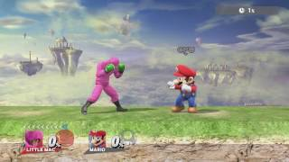 Boost Rolling – A New Little Mac (Smash 4?) Tech