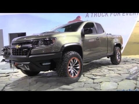 Fab Five Trucks at the LA Auto Show 2014