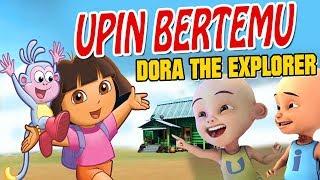 Video Upin ipin Bertemu Dora The explorer , Upin kaget GTA Lucu MP3, 3GP, MP4, WEBM, AVI, FLV Agustus 2018