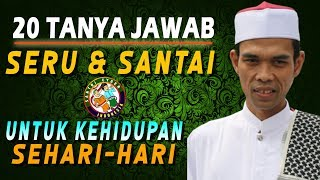 Video 30 TANYA JAWAB SANTAI DAN ADEM | Ustad Abdul Somad, Lc., MA MP3, 3GP, MP4, WEBM, AVI, FLV September 2018