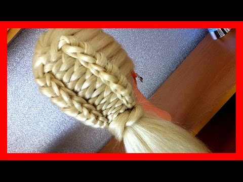 3D _ KNOT SIMPLE HAIRSTYLE / HairGlamour Styles /  Braids Hair Tutorial (видео)