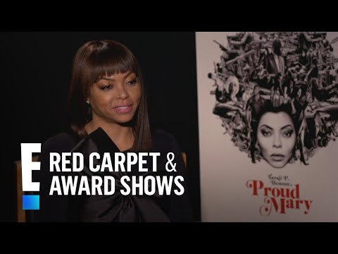 Why Taraji P. Henson Confirmed Her Relationship With BF | E! Red Carpet & Live Events