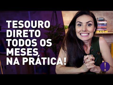 5 PASSOS PRÁTICOS pra investir no TESOURO DIRETO TODO MÊS!