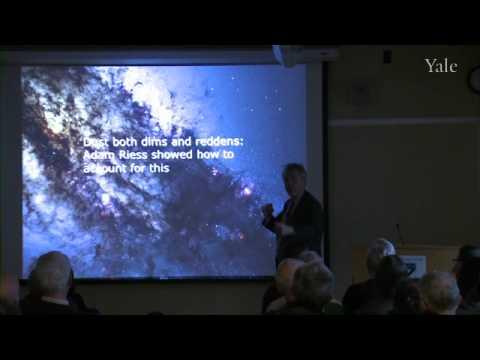 A Nobel Überraschung: Die Beschleunigung Universe