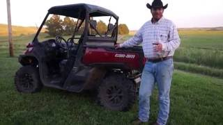 8. Can Am Defender HD10 XT Review
