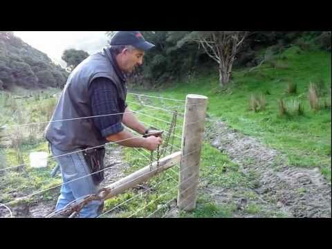 fencing - Modern techniques for livestock fencing tip 1: the art of fencing tip 2: blasting a post hole --- --- --- --- --- --- --- --- --- --- --- best fencing tips i...