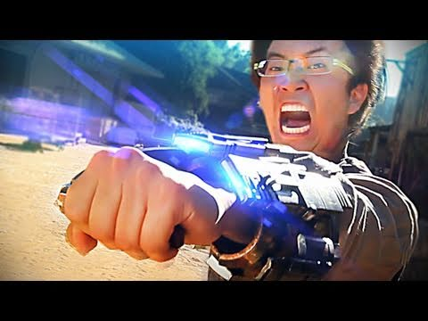Cowboys And Freddie Wong (ft. Jon Favreau)