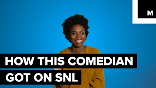 Sasheer Zamata is a Saturday Night Live cast member and a regular performer at Upright Citizens Brigade.READ MORE: http://mashable.com/FACEBOOK: https://www.facebook.com/mashable/TWITTER: https://twitter.com/mashableINSTAGRAM: https://www.instagram.com/mashable/