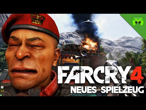FAR CRY 4 # 43  - Neues Spielzeug «» Let's Play Far Cry 4 | HD 60 FPS Gameplay