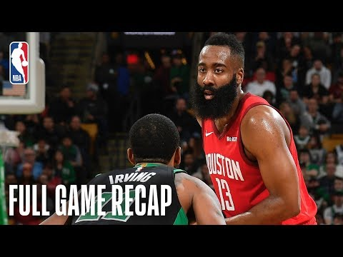 Harden Goes For 42 Points In Boston