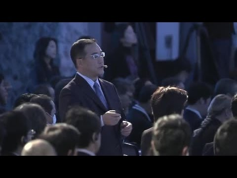 Part 5: Sales, Service, Marketing and Community - Salesforce World Tour Tokyo Keynote, 12/4/14