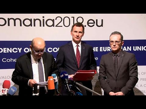 Μηχανισμός για να εμπορικές σχέσεις ευρωπαϊκών εταιρειών με το Ιράν…