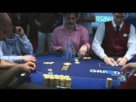 Danube Poker Masters 5: Main Event - Atmosfera Final Table #002_Legjobb pker videk