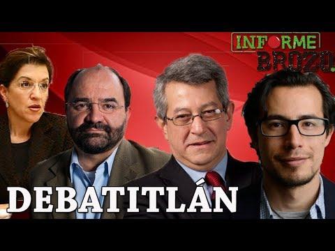 DEBATITLÁN - PRECAMPAÑAS/  MOVIMIENTO #METOO Y EL GABINETE DE AMLO