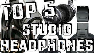 Video Top 5 Headphones Under $100 (2015) MP3, 3GP, MP4, WEBM, AVI, FLV Juni 2018