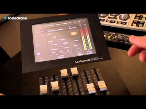 In this video Maor Appelbaum shows how he uses the Brickwall Limiter 2 algorithm for the System 6000 from TC Electronic when mastering music.  Brickwall Limiter 2 is the ultimate true-peak protection algorithm  Read more about: System 6000: http://www.tcelectronic.com/new-system-6000-concept/ TC ICON: http://www.tcelectronic.com/tc-icon/ Brickwall Limiter 2: http://www.tcelectronic.com/brickwall-limiter-2-system-6000/