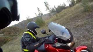 8. Aprilia Caponord ETV1000 crash